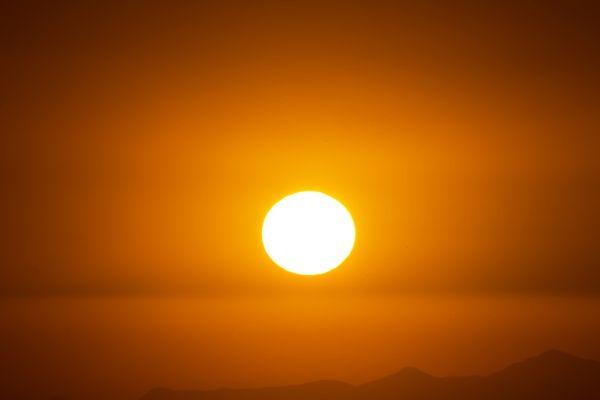 uv du soleil sur un store